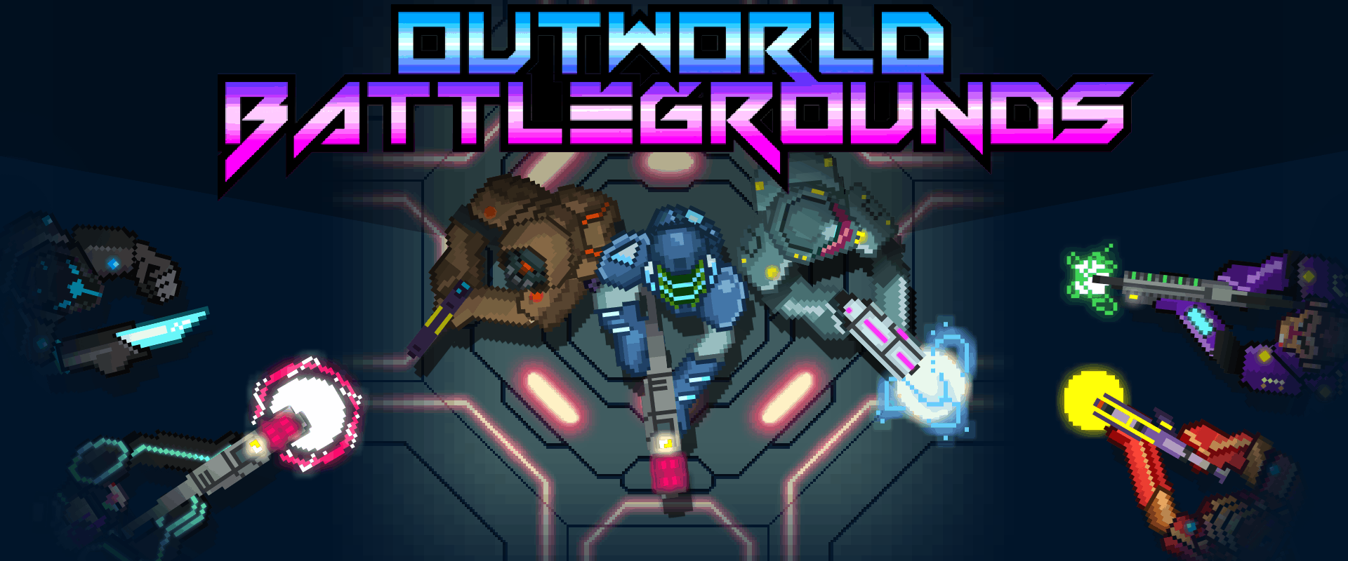 Outworld Battlegrounds