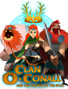 Press Kits Clan-OConall-Title-Card-230x300